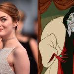 Η Emma Stone ετοιμάζεται να γίνει Cruella De Vil σε 80s punk εκδοχή για τη νέα ταινία της Disney