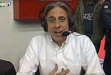 Χατζηγεωργίου δεν παίρνει πρέφα ανοιχτό μικρόφωνο, κανονίζει στον αέρα τι θα φάει μετά το ματς