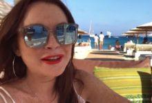 Η Λίντσει Λόχαν είπε να γυρίσει reality σε μια παραλία της Μυκόνου βασικά για να εκδικηθεί τον πρώην της
