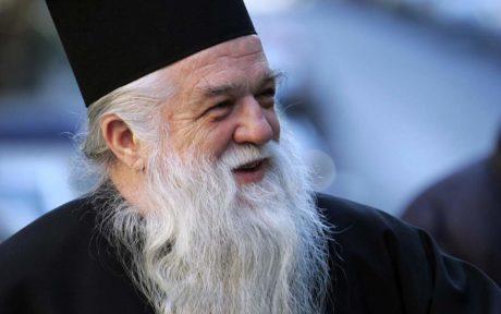 Ότι τον κυνήγησαν γκέι, άθεοι και μάγοι συριζαίοι αποκάλυψε ο Αμβρόσιος