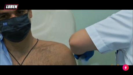 Ο Μητσοτάκης μεταμορφώνεται σε ΚΟΥΛΒΕΡΙΝ γιατί το εμβόλιο είναι πολύ κουλ