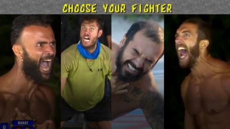 Survivor Mortal Kombat edition