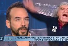 Πάνος Μουζουράκης: «Ήμουν ΠΑΟΚ στο ποδόσφαιρο και ΑΡΗΣ στο μάσκετ»