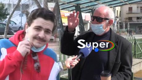 Τρίπολη: Μερακλής παππούς ετοιμάζει κρεατοφιέστα για την Τσικνοπέμπτη