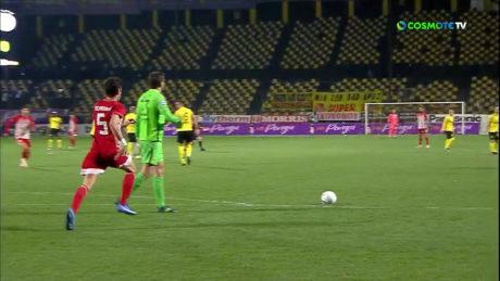 Το Γκολ του Μπουχαλάκη στο ΑΡΗΣ – ΟΣΦΠ με περιγραφή Σωτηρακόπουλου από FIFA