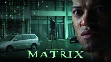Matrix Μπάλλος edition: Ο Neo σώζεται με τις οδηγίες της Πολιτικής Προστασίας